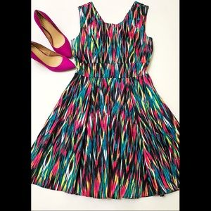 Calvin Klein A-Line Party Dress